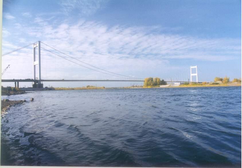 Мосты в городе семипалатинске